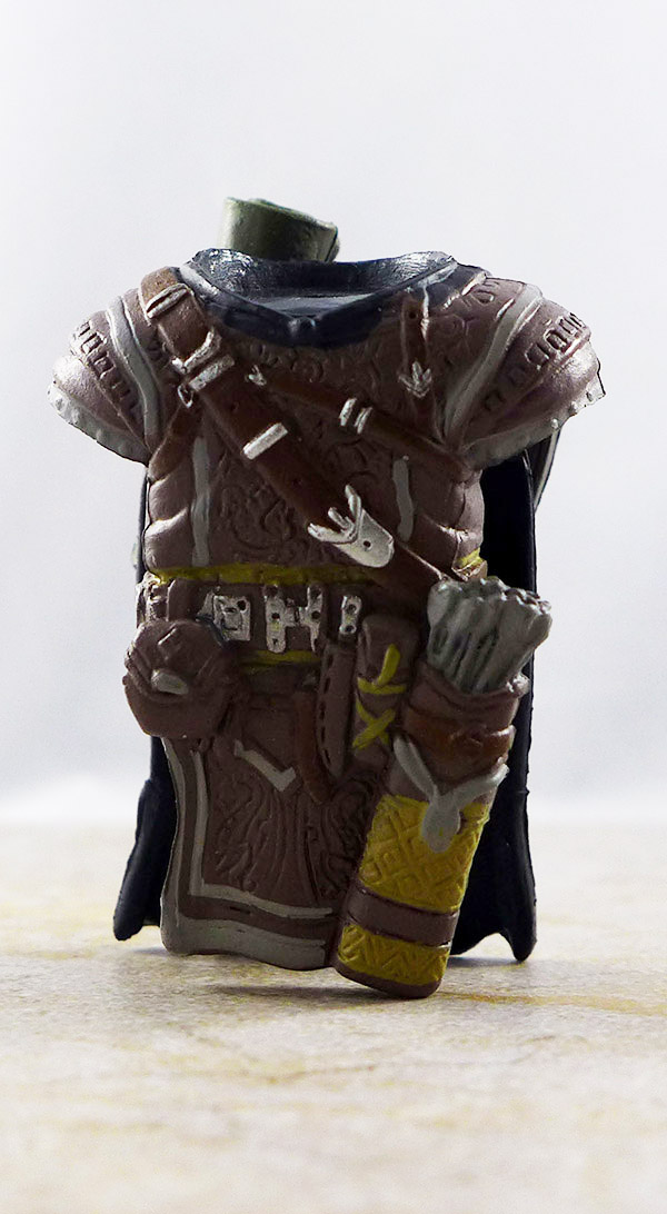 Harsk, Dwarf Ranger Partial Loose Minimate (Pathfinder Box Set)