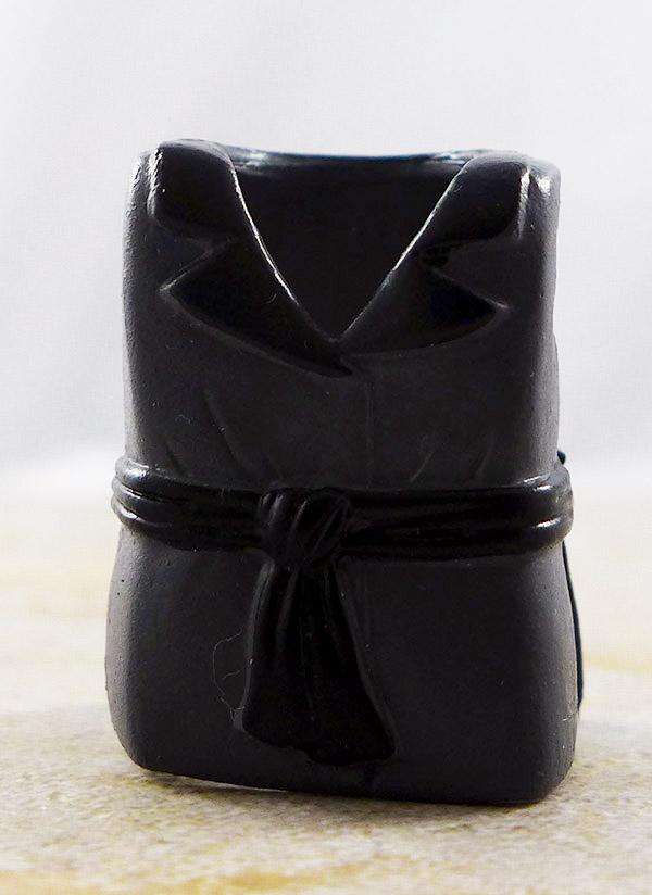 Black Robe Partial Loose Minimate