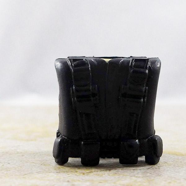 Black Tactical Vest Partial Loose Minimate