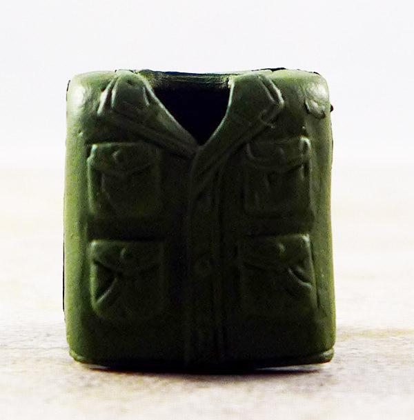 Green Vest Partial Loose Minimate (Expendables Box Set)