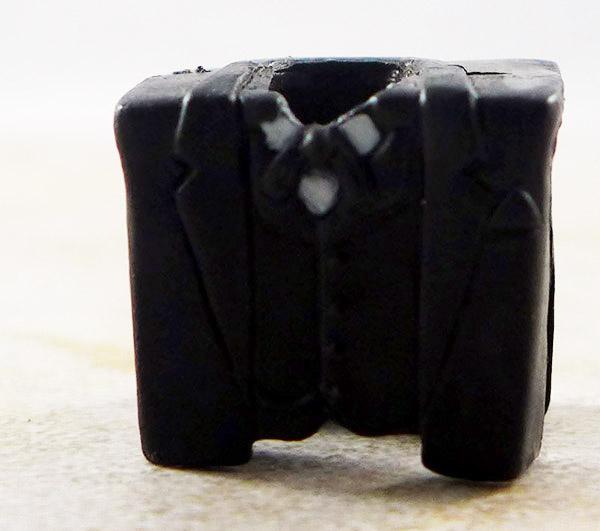 Black Tuxedo Jacket Partial Loose Minimate