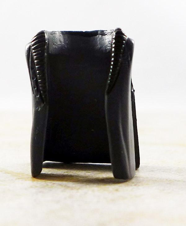 Black Jacket Partial Loose Minimate