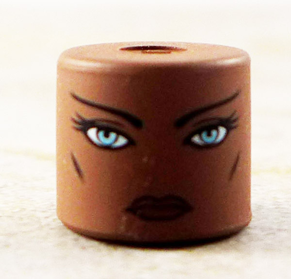 Female Blue Eyes Partial Loose Minimate