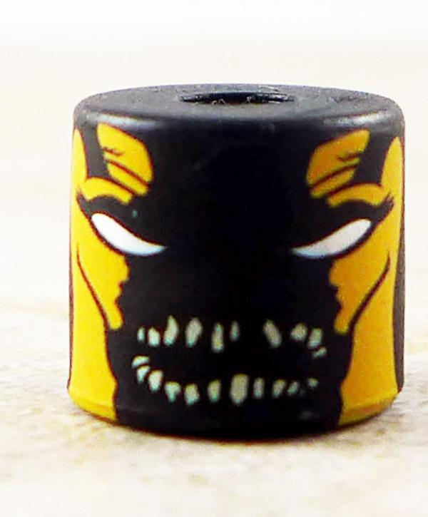 Zombie Galactus Partial Loose Minimate (Villains Zombies Box Set)