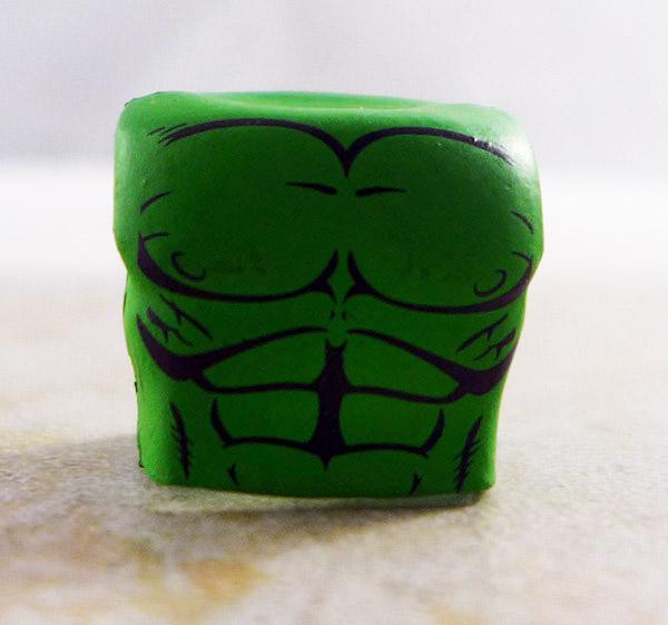 Hulk Chestpiece (Marvel vs. Capcom TRU Wave 1)