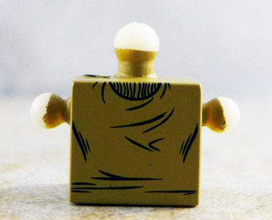 Yellow Sweater Torso
