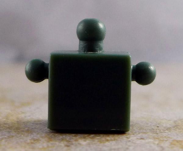 Dark Green Torso
