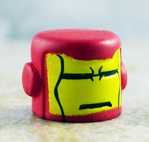 Iron Man Helmet (Marvel Wave 6)