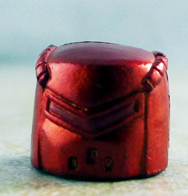 Crimson Dynamo Helmet (Marvel Wave 36)