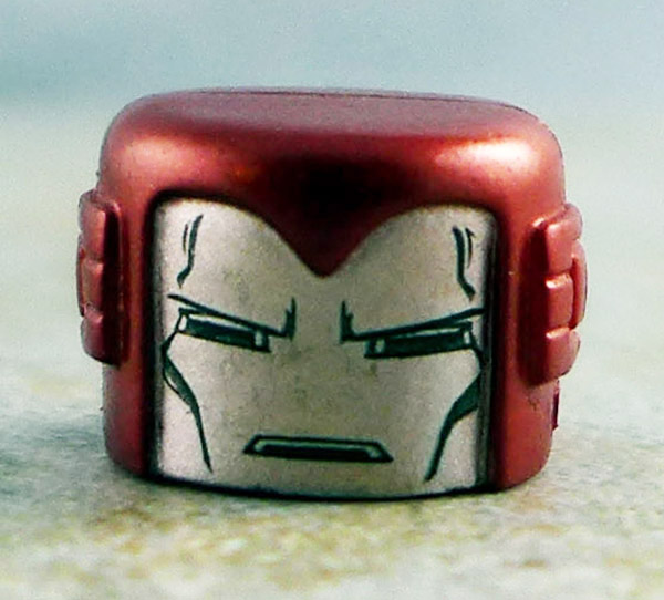 Silver Centurion Iron Man Helmet (Marvel Wave 36)