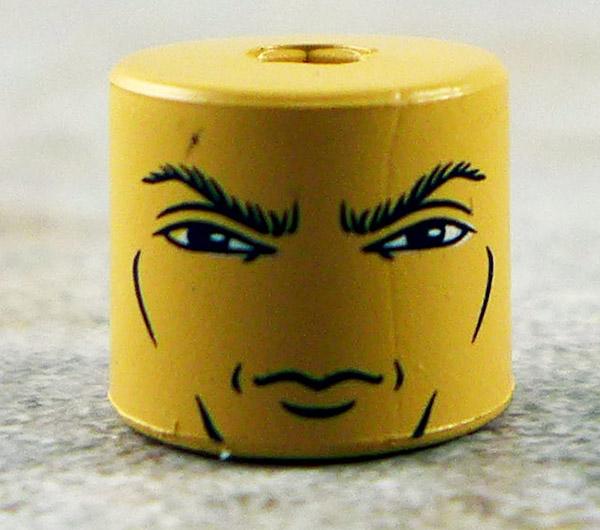 Kenuichio Harada Head (Marvel TRU The Wolverine Wave)