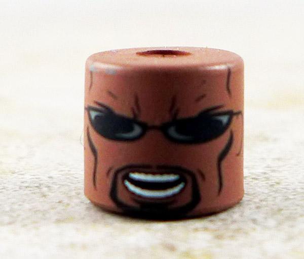 Luke Cage Power Man Head (Marvel 'Best of