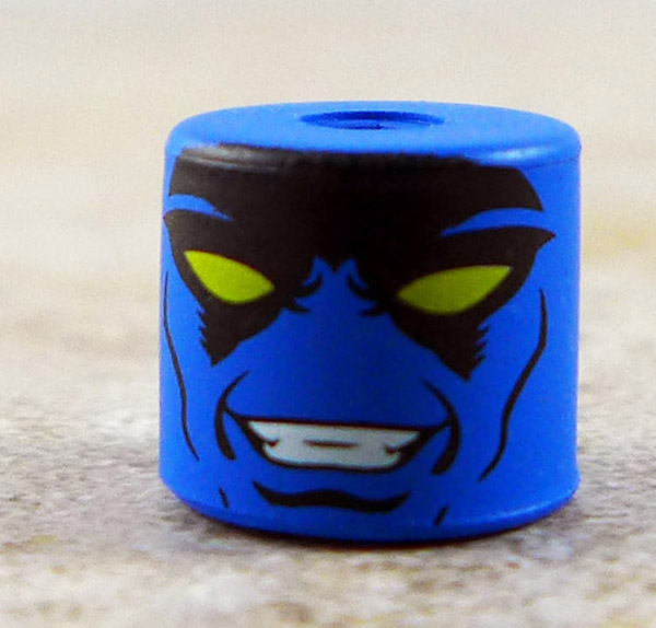 Nightcrawler Head (Marvel Wave 68)