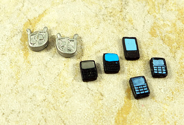 Cell Phones and Ultimate Nullifiers Lot of 7