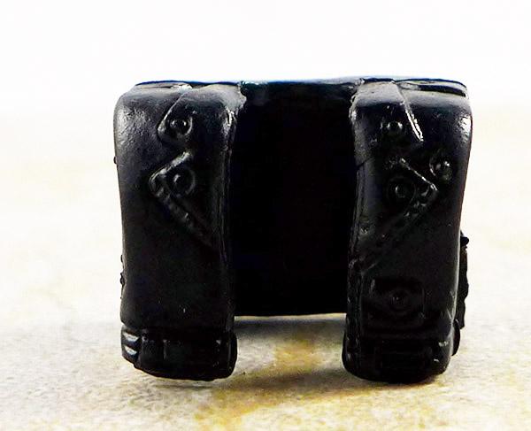 Black Vest Chestpiece
