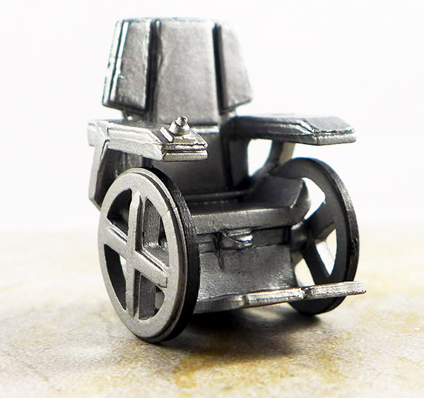 Charles Xavier Wheelchair (Marvel Wave 58)