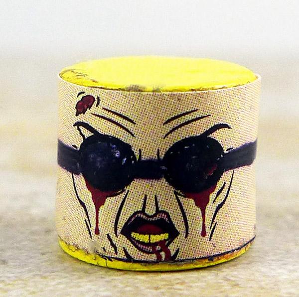 Custom Zombie Head