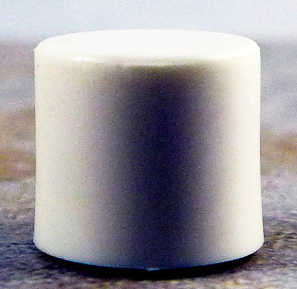 White Blank Head