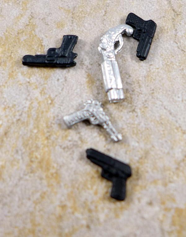 Pistols Lot of 5
