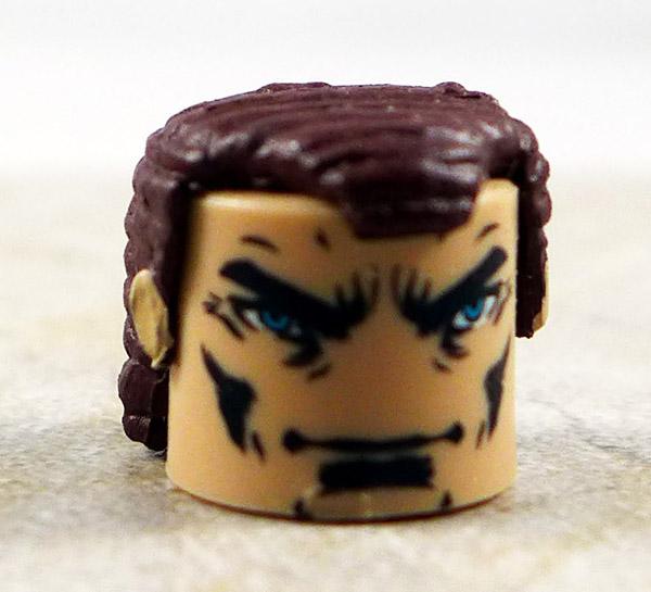 Norman Osborn Head and Brown Hair (Marvel Thunderbolts Box Set)