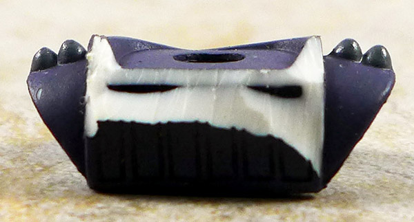 Modified Purple Shoulder Spikes
