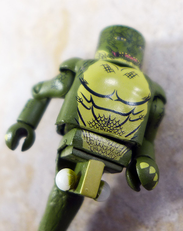 Lizard Partial Loose Minimate (Marvel Wave 46)