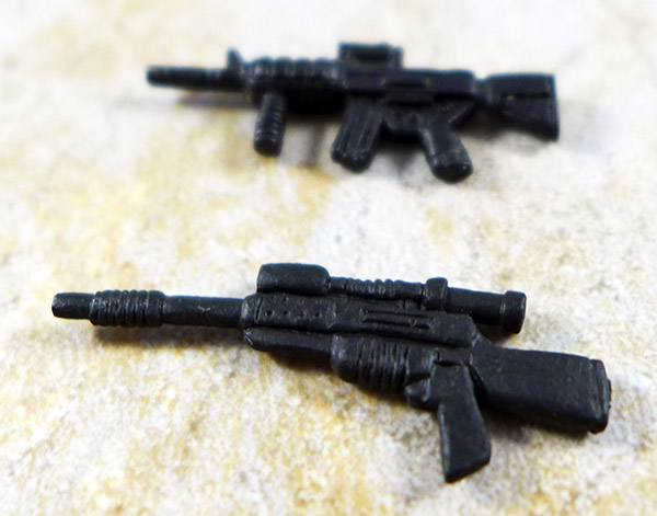 Assault Rifle Lot of 2