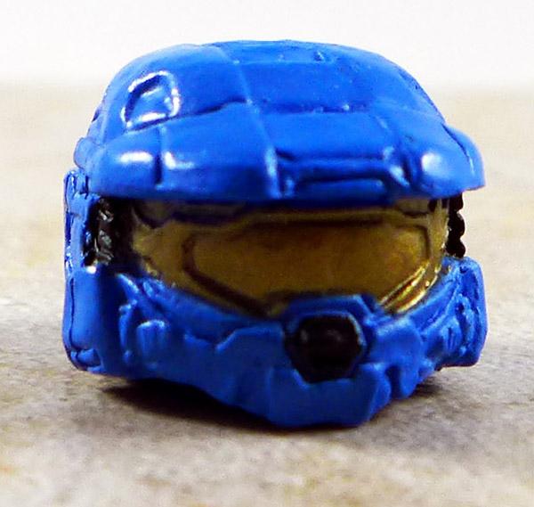 Spartan Mark VI (Blue) Helmet (Halo TRU Series 3)
