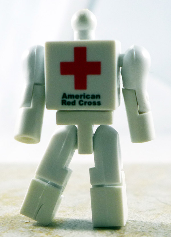 American Red Cross Partial Loose Minimate (Promotional Logo Single Pack)