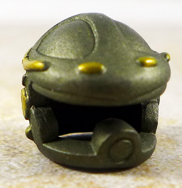 Viper Helmet (Modern) (Battlestar Galactica Wave 1)