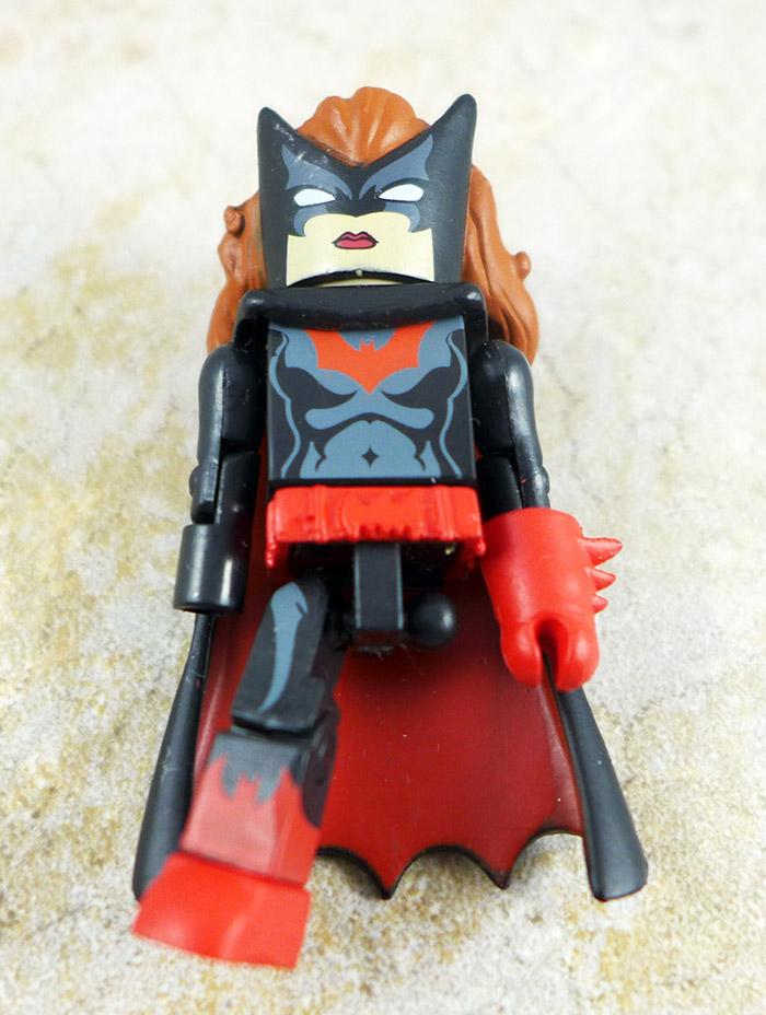 Batwoman (Modern) Partial Loose Minimate (DC Minimates Series 8)