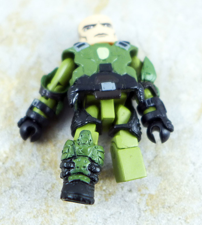 UNSC Marine Partial Loose Minimate (Halo TRU Series 5)