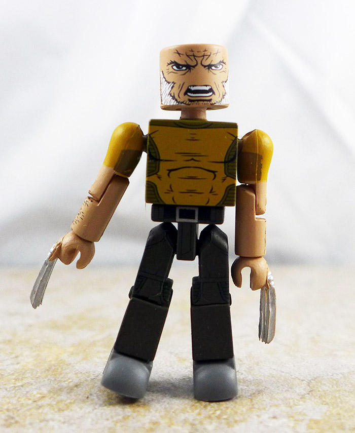 Old Man Logan Partial Loose Minimate (Marvel Now Blind Bag)