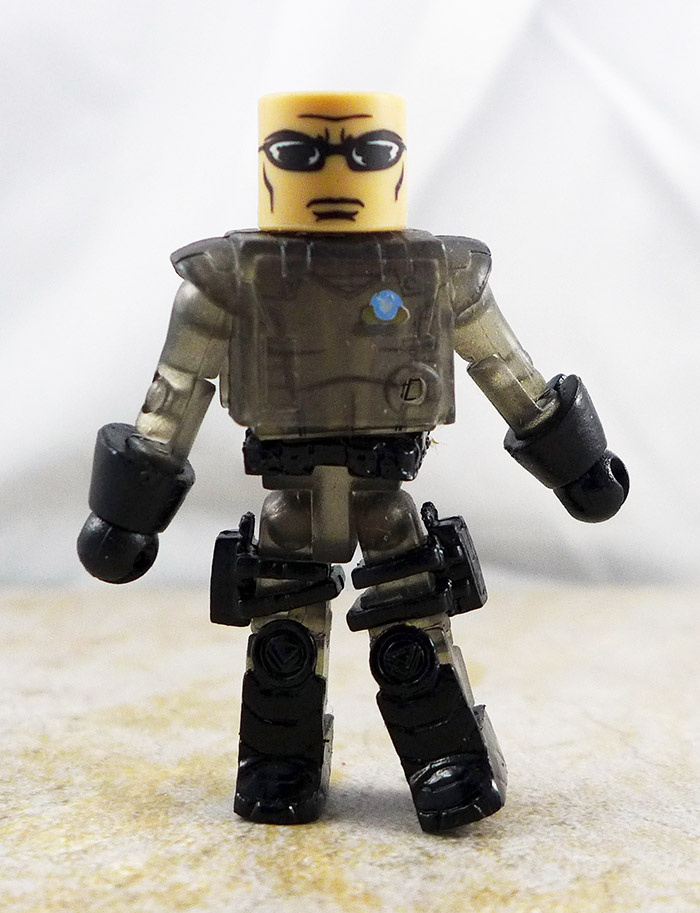 Pilot (Black) Partial Loose Minimate (M.A.X. Vehicle Set)