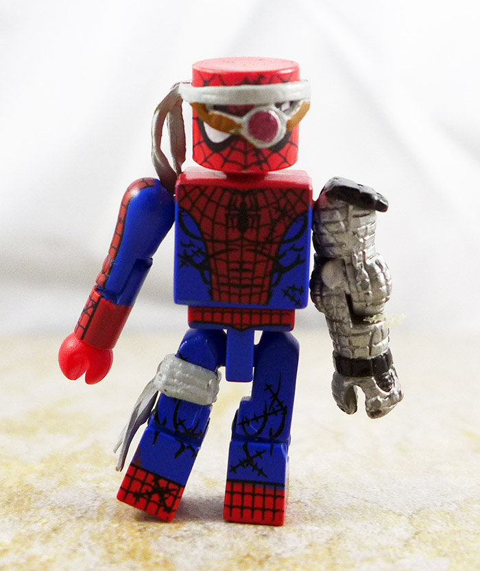 Cyborg Spider-Man Partial Loose Minimate (Marvel Wave 50)