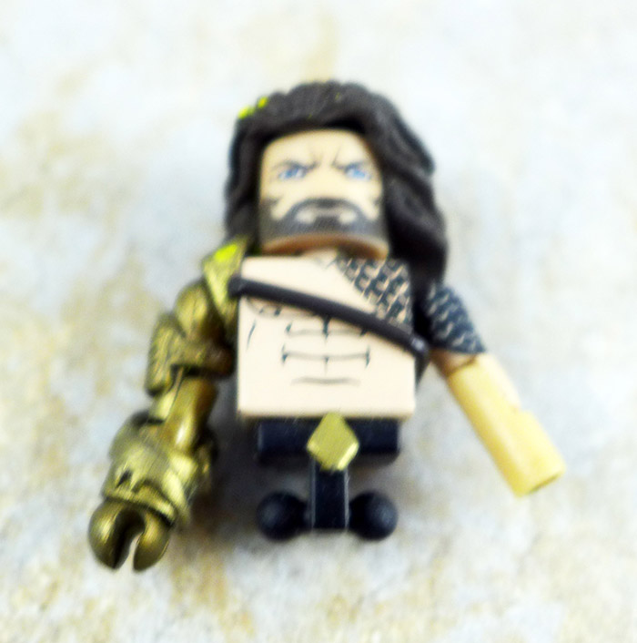 Aquaman Custom Partial Loose Minimate