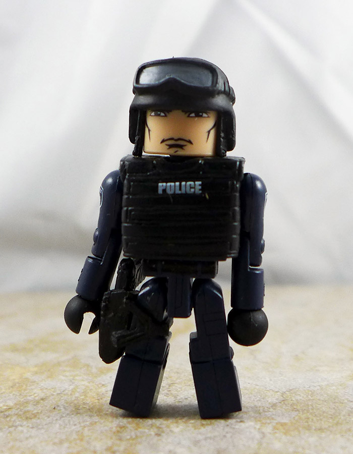 Lizard Trooper Partial Loose Minimate (Marvel Wave 46)