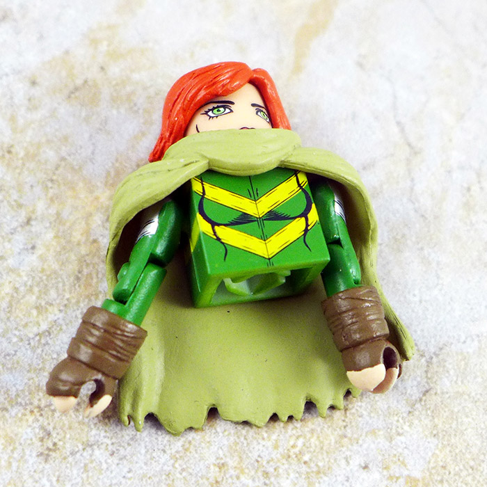 Hope Summer Partial Loose Minimate (Marvel A vs. X Box Set)