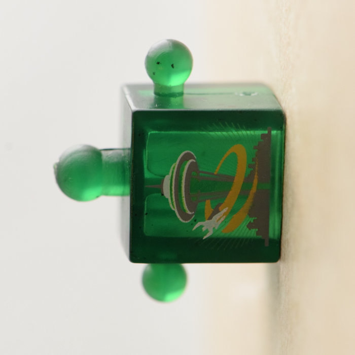 2006 Emerald City Comic Translucent Green Torso (Promotional Logo Single Pack)