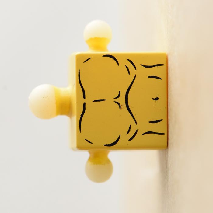Moloid Yellow Torso (Marvel Wave 48)
