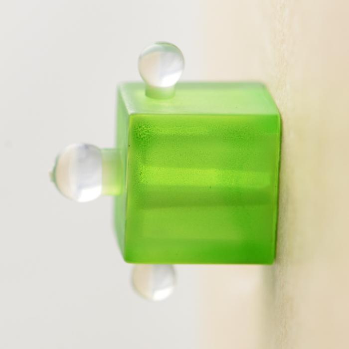 Green Translucent Torso