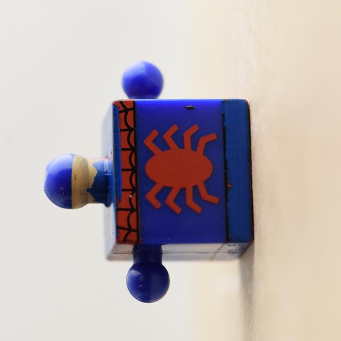 Spider-Man Red and Blue Torso (Marvel Wave 2)