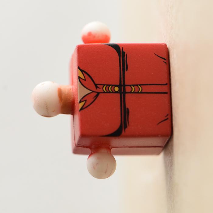Red Tunic Torso