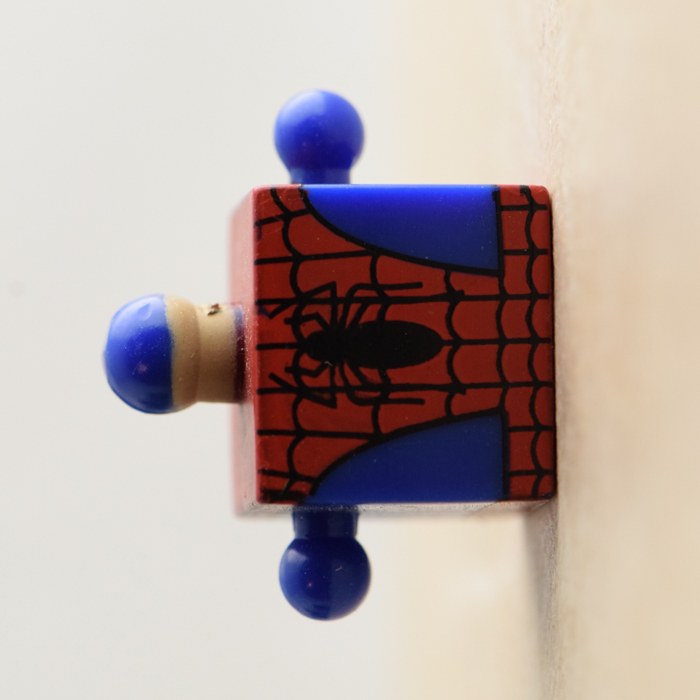 Spider-Man Red and Blue Torso (Marvel Wave 2)