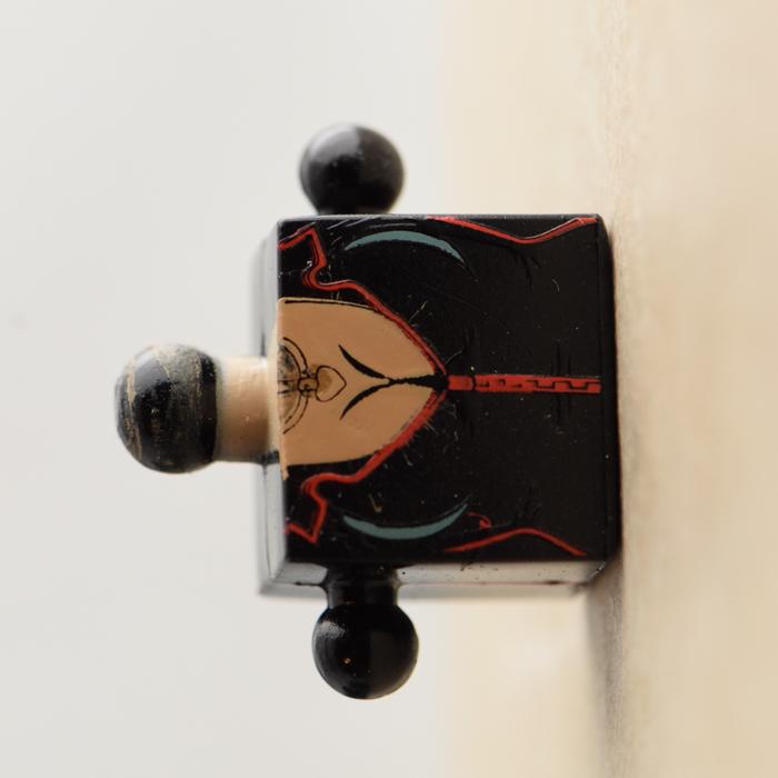 Sand Saref Black Torso (The Spirit Box Set)