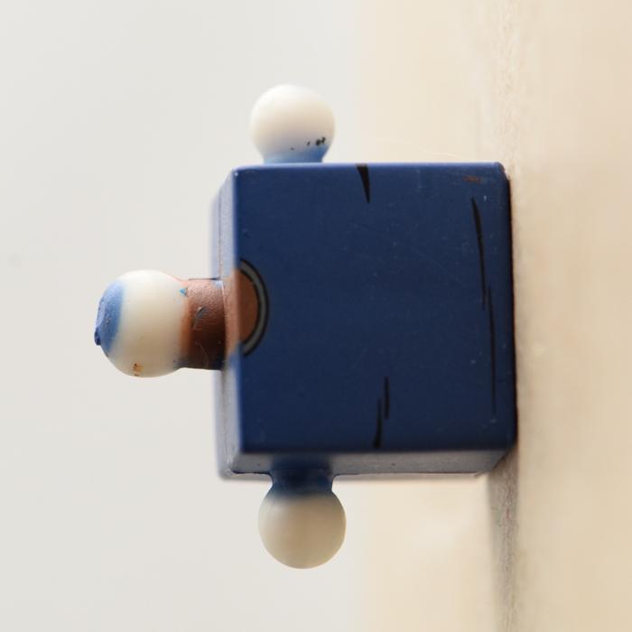 Blue Shirt Torso
