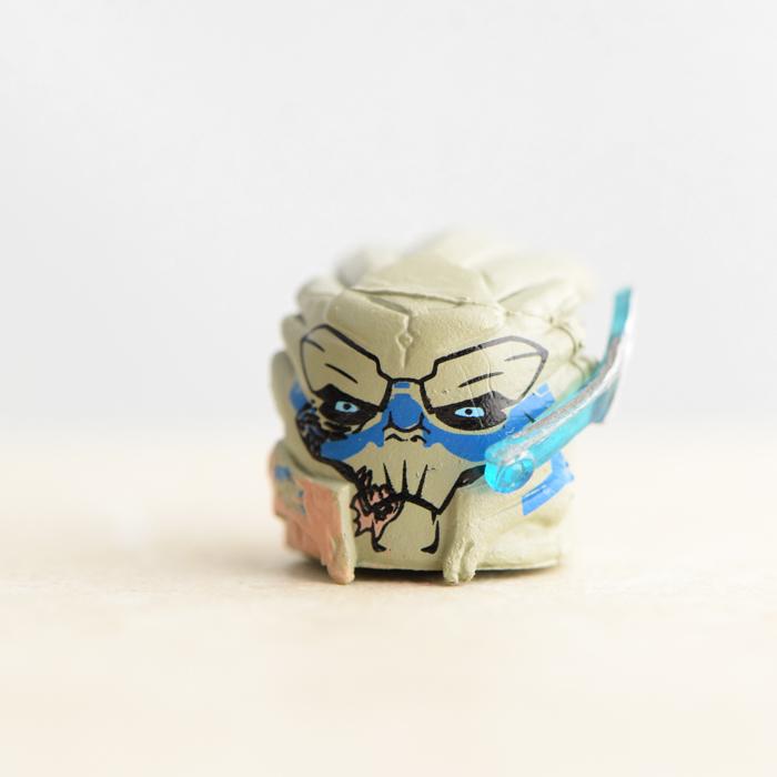 Garrus Head (Mass Effect Wave 1 Blind Pack)