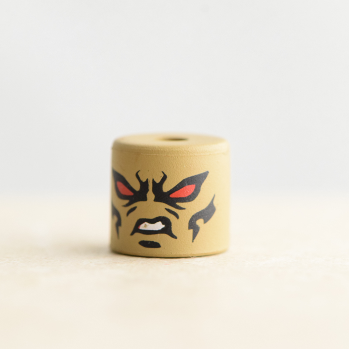 Akuma (P2) Head (Street Fighter II Exclusives)