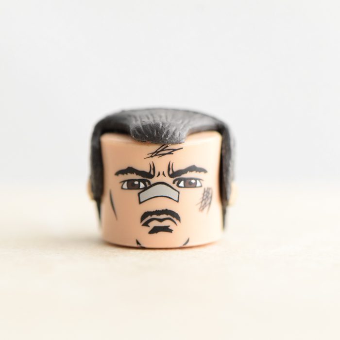 Mob Thug Head (Marvel Punisher: War Zone Box Set)