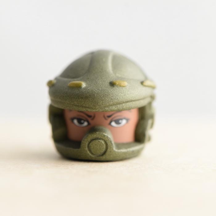 Viper Pilot Head (Battlestar Galactica Wave 1)